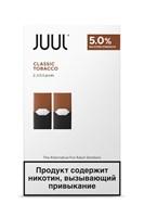 Картридж JUUL Tobacco х2 0,7мл 50мг
