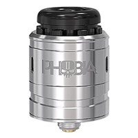 Phobia V2 RDA 24ml by Vandy Vape (стальная)