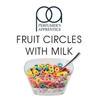 TPA - FRUIT CIRCLES WITH MILK
