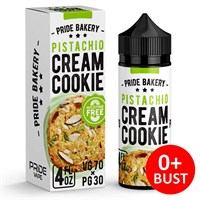 Cream Cookie Strawberry 120мл by Pride Vape (Н)