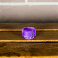 Halfmoonmods 810 Drip tip (Toxic Purple)