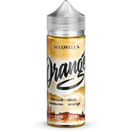 Orange 120мл 3мг by Maxwells
