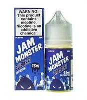SALT Blueberry 30ml 24мг by Jam Monster