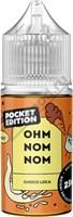 SALT Choco Loca 30мл 25мг by OHM NOM NOM