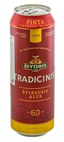 Напиток Svyturys Tradicinis 6% 0.568л
