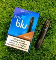 Стартовый набор MyBlu черный