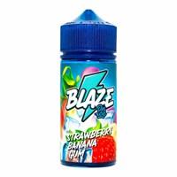 Strawberry Banana Gum ON ICE 100мл by BLAZE (Т)