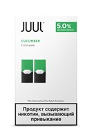 Картридж JUUL Cool Cucumber х2 0,7мл 50мг