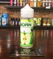 BORN Зеленое яблоко 3мг 120мл
