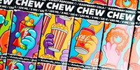 SWEET POPCORN 120ml by Chew (Т)