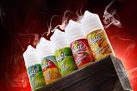 SALT BLAZE ON ICE Strawberry Banana Gum 30ml (ДД)