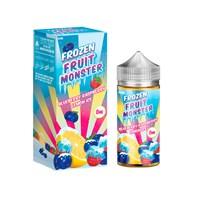 Frozen Fruit Monster Blueberry Raspberry Lemon 100ml (Т)