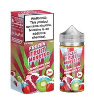 Frozen Fruit Monster Strawberry Kiwi Pomegranate 100ml (Т)
