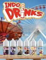 SALT IndoDrinks Black Nitro by Indonji 30ml  (ДД)