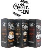 Ginger Latte 120ml by COFFEE-IN (Т)