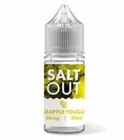 Pineapple Yogurt 30мл Salt Out (ДД)