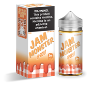Jam Monster Apricot 100ml (Т)